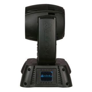 SHOWTECT INFINITY iW-715 - Testa Mobile 7 LED da 15W_side