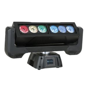 SHOWTEC INFINITY iFX-615 - Testa Mobile a Barra 6 LED 15W_front