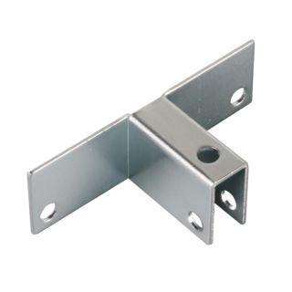 0 Adam Hall Hardware 4292 - Fissaggio per Pannelli divisori 9,2 mm