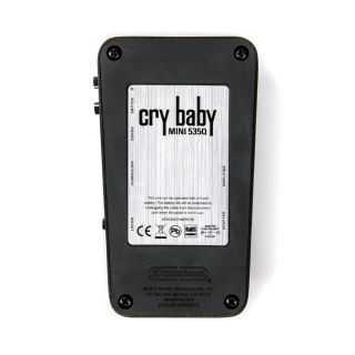5 Dunlop - CBM535Q Cry Baby Mini Wah 535Q