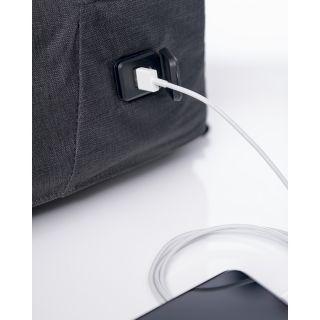 5 Marshall Headphones - ACCS-00210 Zaino City Rocker Black/Black