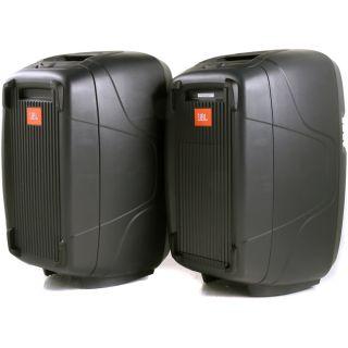 5-JBL EON 210P Portable PA