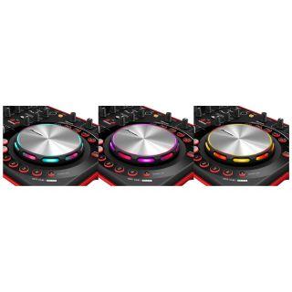 5-PIONEER DDJ-WeGo-R Red -