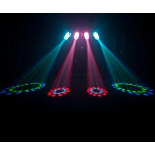 5-CHAUVET 4 PLAYCL - KIT LU
