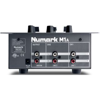 5-NUMARK CD DJ IN A BOX  -