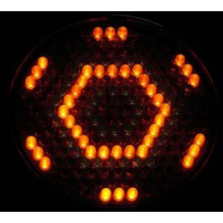 5-FLASH LED PAR 64 186x 10m