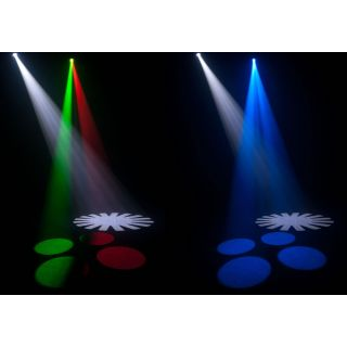 5-CHAUVET INTSPOT LED150 In