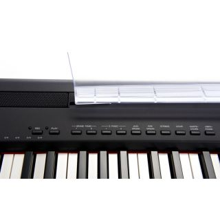 5-YAMAHA P95 Black - PIANOF
