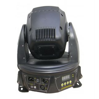5-FLASH LED MOVING HEAD ZOO