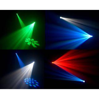 5-CHAUVET MINSPOT RGBW Mini