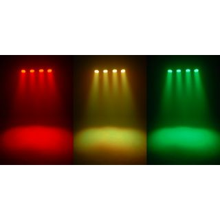 5-CHAUVET MINI 4BAR - Mini