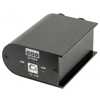 0 Showtec - Quick DMX D1024 - Light controllers