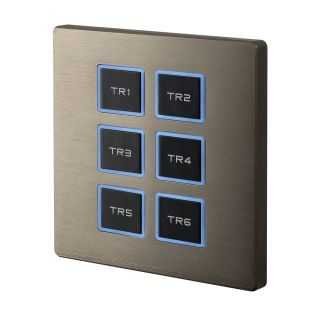 0 Showtec - TR-512 Wallpanel - Light controllers
