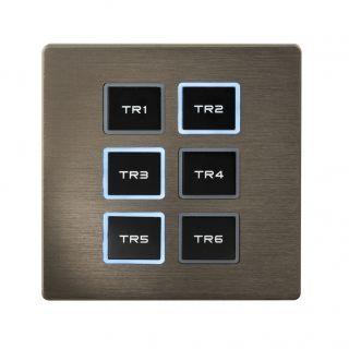2 Showtec - TR-512 Wallpanel - Light controllers