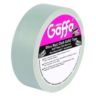0 Advance Tapes 5805 S - Nastro Adesivo Gaffer opaco argento-grigio 50mm x 50m