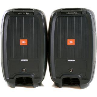 6-JBL EON 210P Portable PA