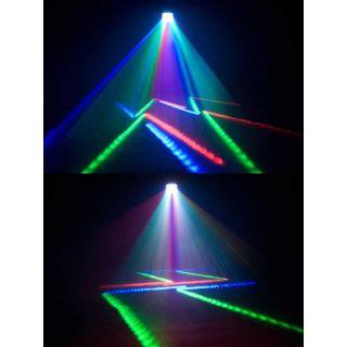 6-CHAUVET LINE DANCERLED -
