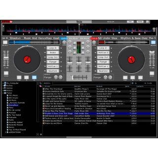 6-HERCULES DJ CONTROL STEEL