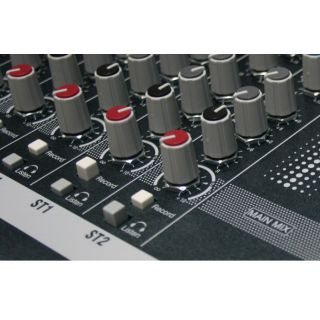6-ALLEN & HEATH ZED10 Mixer
