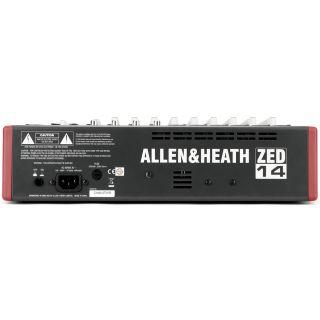 6-ALLEN & HEATH ZED 14 - MI