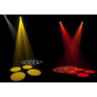 6-CHAUVET INTSPOT LED150 In