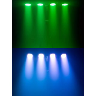 6-CHAUVET DJ 4BAR - Kit di