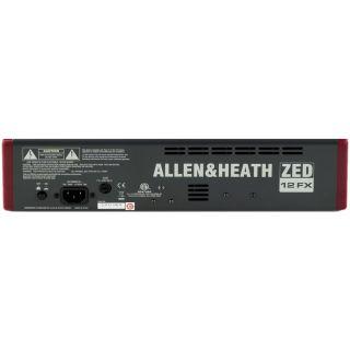 6-ALLEN & HEATH ZED 12FX -