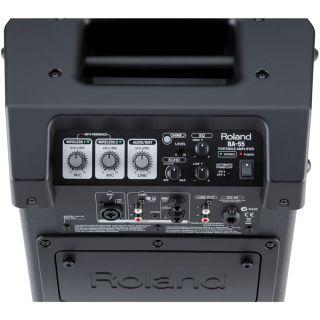 6-ROLAND BA55 - AMPLIFICATO