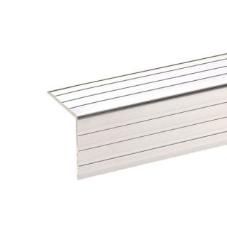 0 Adam Hall Hardware 6105 - Protezione degli Spigoli in alluminio 30 x 30 mm