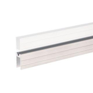 0 Adam Hall Hardware 6206 F - Profilo di Chiusura in alluminio femmina per Materiale da 10 mm