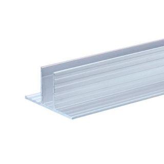 0 Adam Hall Hardware 6230 - Canale in alluminio per Pannelli Divisori da 9,5 mm