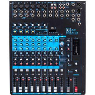 0 Oqan MIXER Q12 MK2 USB Mixer