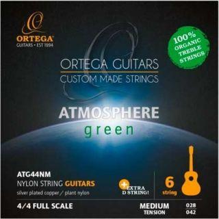 0 Ortega ATG44NM Corde / set di corde per chitarra classica