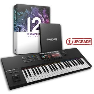 Native Instruments Komplete Kontrol S49 MKII / Komplete 12 Ultimate Upgrade da Select