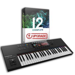 Native Instruments Komplete Kontrol S49 MKII / Komplete 12 Upgrade da Select