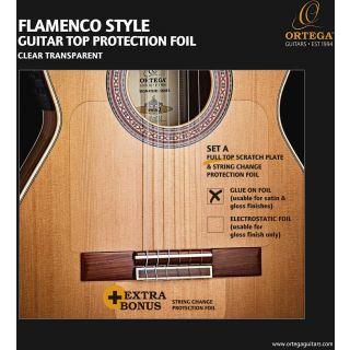 0 Ortega OPG-FLAM1 Ricambi per chitarra classica