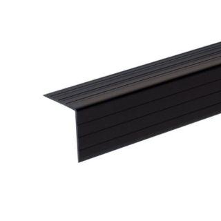 0 Adam Hall Hardware 6605 - Protezione degli Spigoli in plastica 30 x 30 mm nera