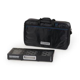 7 Rockboard - RBO BAG 4.2 QUAD Gig Bag per Pedalboard Quad 4.2
