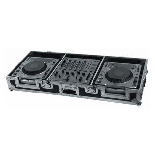 ROAD READY RRDJCD12W - Case per 2 CDJ + 1 Mixer da 12