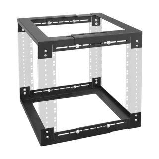 """0 Adam Hall Hardware 87700 - Telaio ammortizzato da 19"""" per Rack"""