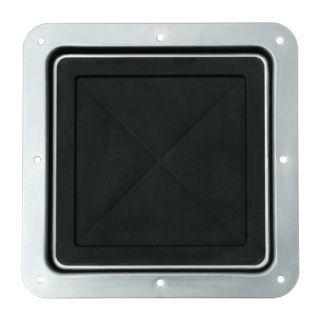 0 Adam Hall Hardware 87971 - Passaggio Cavi in Piastra di Montaggio