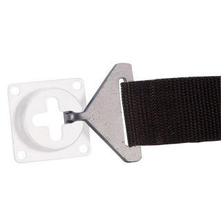 2 Adam Hall Hardware 87983 - Cinghia di Fissaggio per Connettore da Pannello 87981