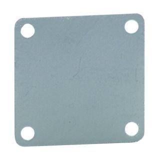 0 Adam Hall Hardware 87989 - Piastra di bloccaggio per montaggio alloggiamento 87987