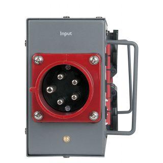 1 Showtec - Split Power 32 - Distributore di potenza con fusibile