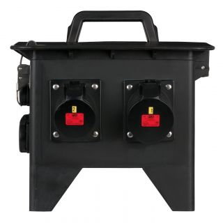 4 Showtec - MPD-832CEE Power Splitter - Powerdistribution