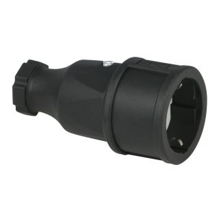 0 PCE - Rubber Connector Female - PCE, IP20
