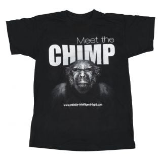 0 Infinity - Chimp T-shirt - Front - S