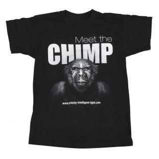0 Infinity - Chimp T-shirt - Front - M