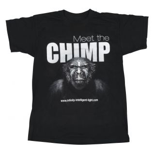 0 Infinity - Chimp T-shirt - Front - L