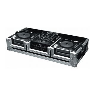 ROAD READY RRDJX100 - Case per 2 CDJ Denon DNS1000 + 1 Mixer DNX100